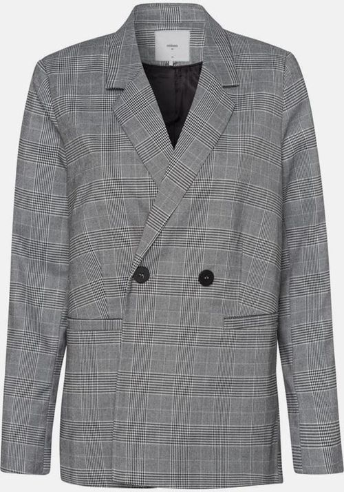 Damen Longblazer Billige - Minimum - Longblazer Eve - Grau